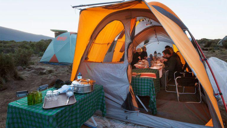 Mt.-Kilimanjaro-Dining-tent