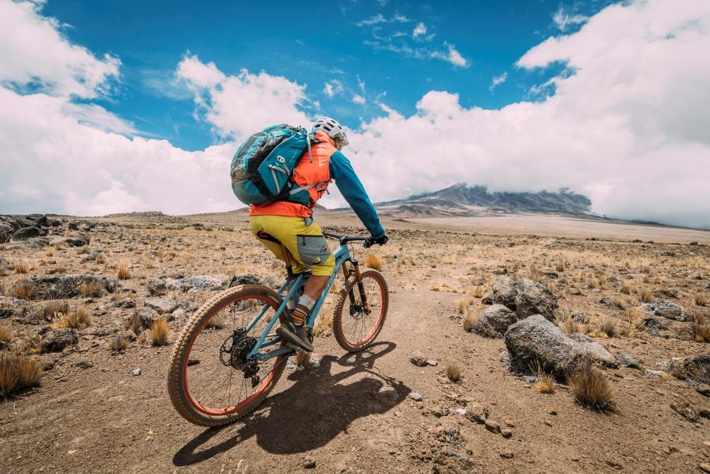 kilimanjaro bike